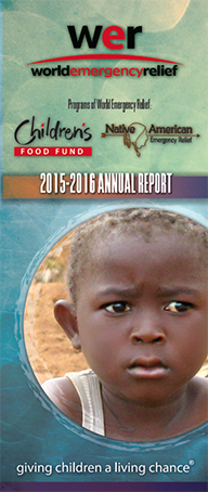 World Emergency Relief 2014-2015 Annual Report